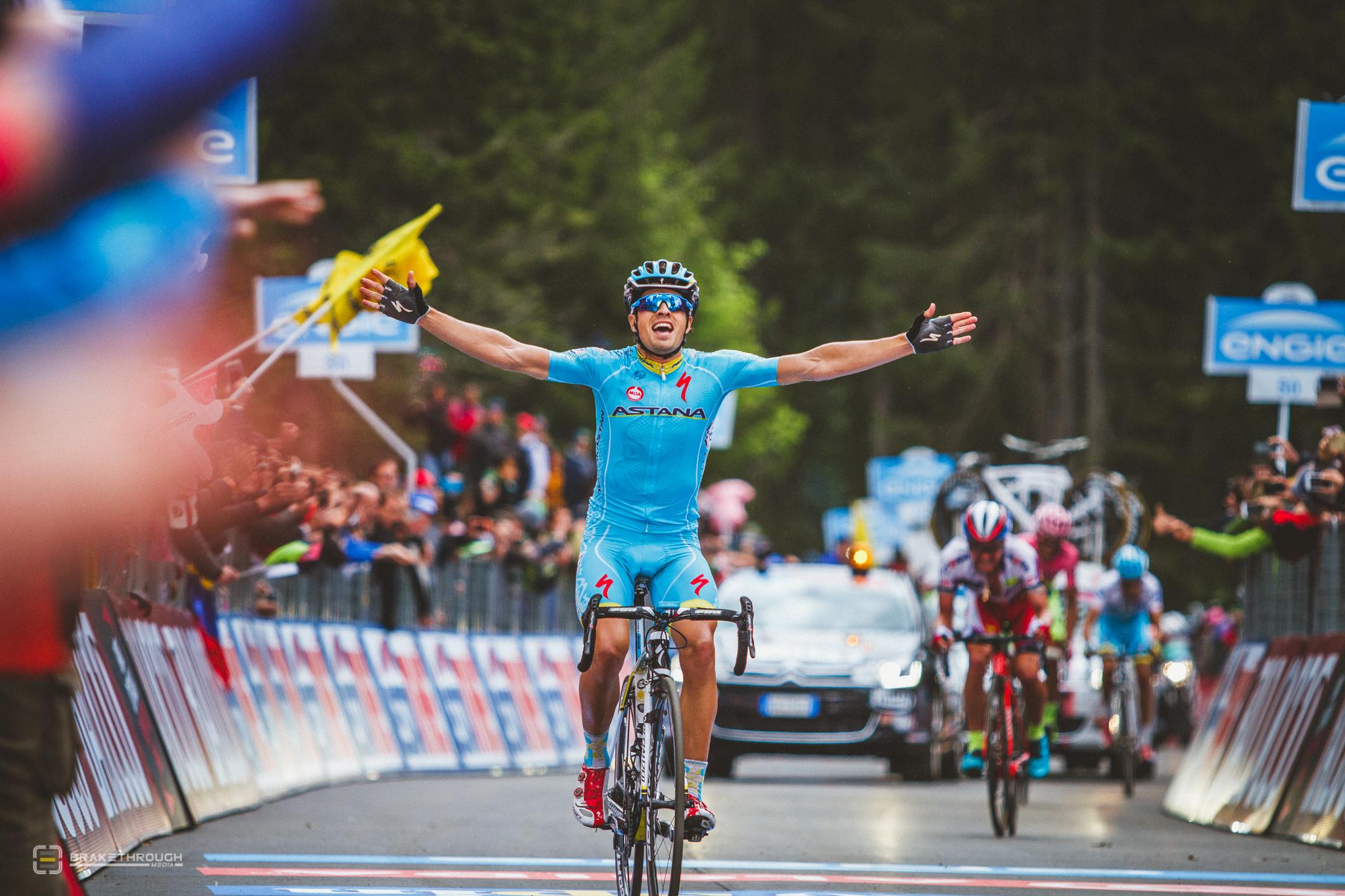 Foto: Thomas van Bracht / BrakeThrough Media (Team Astana)