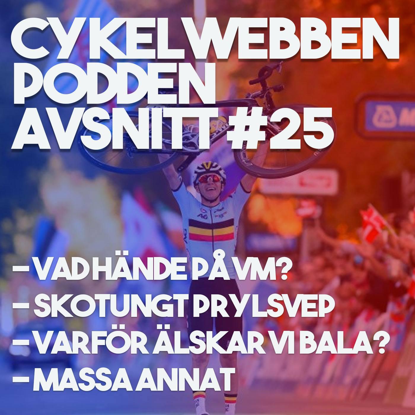 Cykelwebbenpodden avsnitt 25