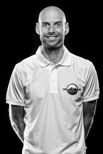 Alex Gingsjö - Team Tre Berg