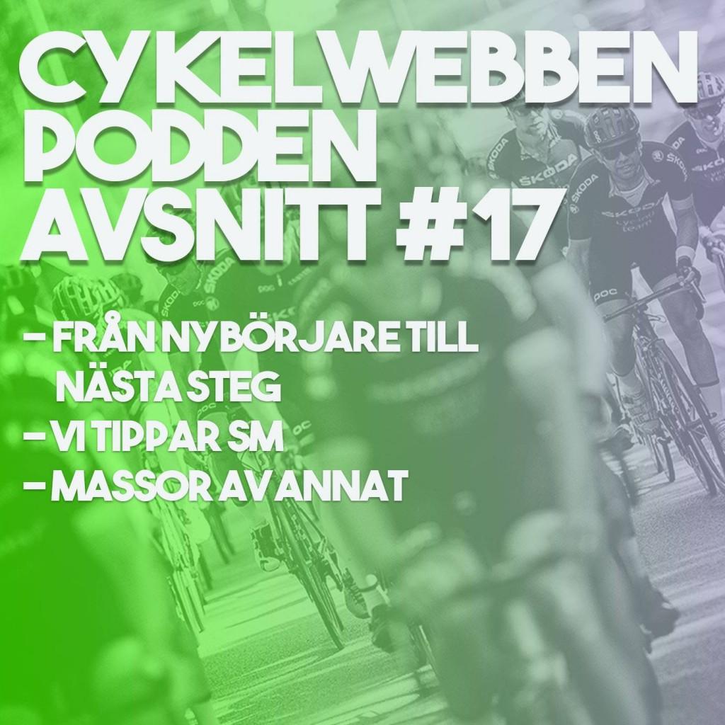 Cykelwebbenpodden avsnitt #17